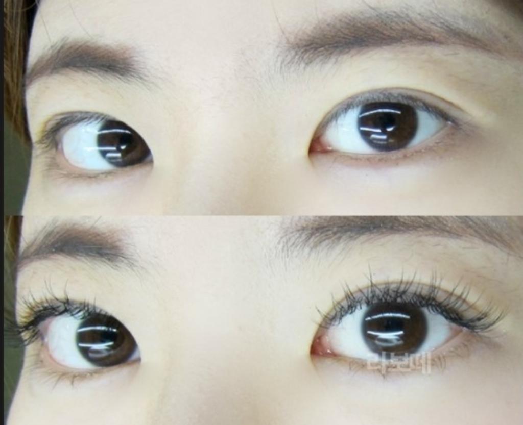 Korean Experience- Eyelash Extensions!