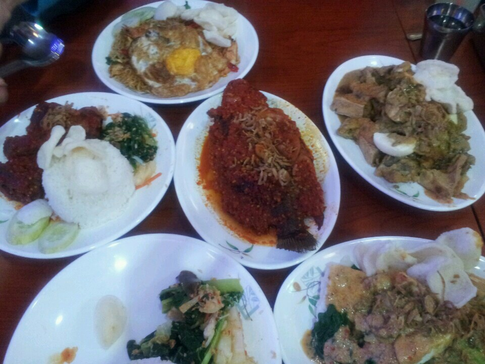 indonesian meals