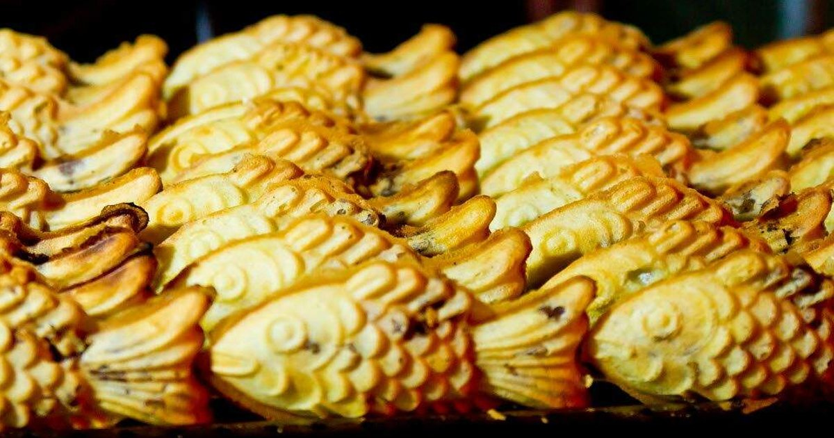 Bungeoppang (붕어빵) [Edible]