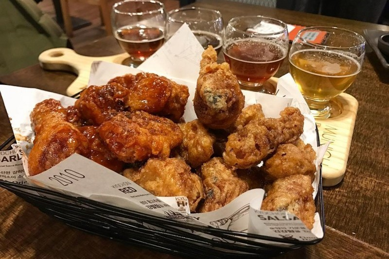 Korean Fried Chicken Delivery is Coming!
