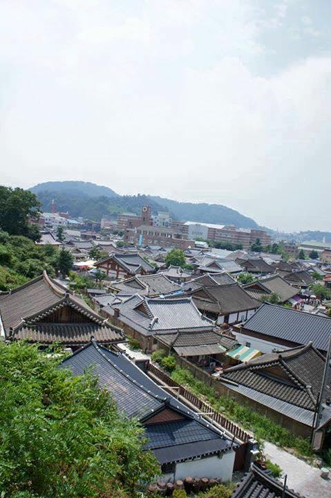 How to go : Jeonju Hanok Village (전주한옥마을)