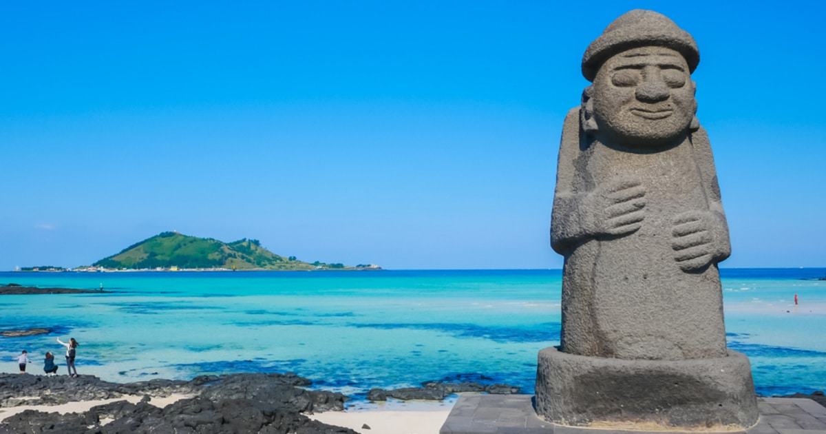 50 tour spots for tourists who want to travel around JeJu Island at a reasonable price.