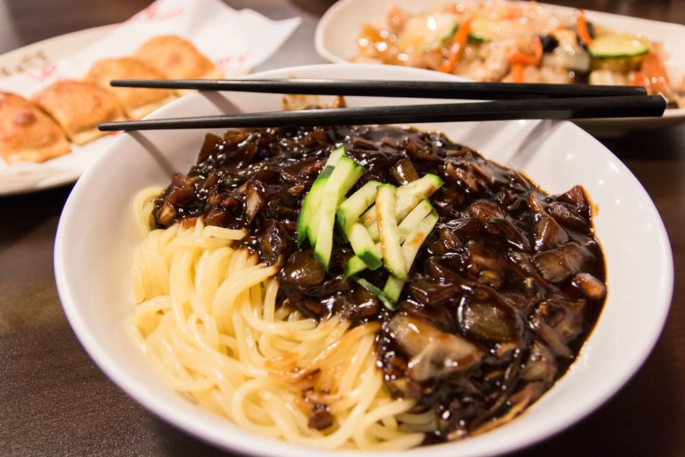 Top 5 Most Delicious Jjajangmyun in Korea!