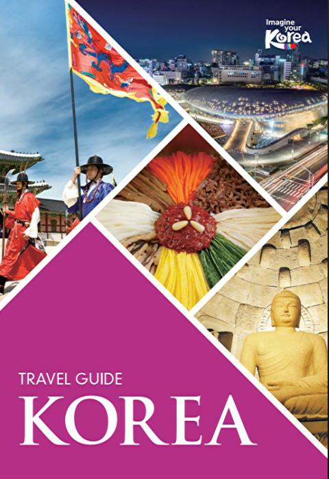 6. Travel guide Korea