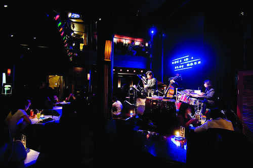 Once in a Blue Moon Jazz Club