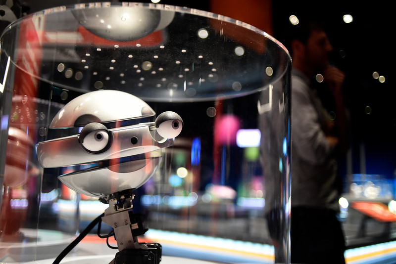 Robotics Exhibit at Denver Museum of Nature & Science
