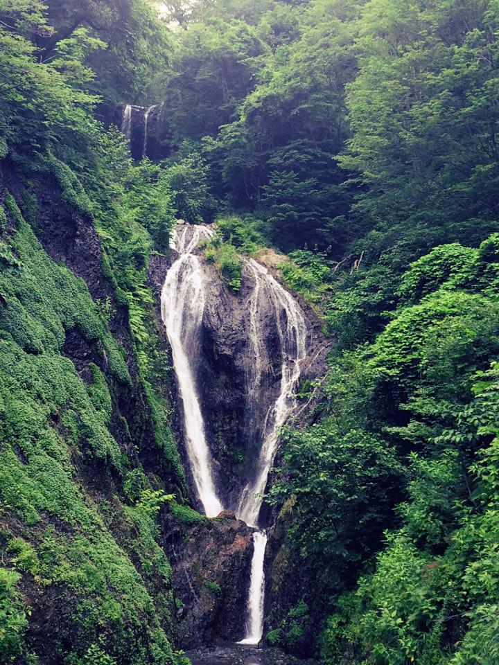 Bongnae Waterfall