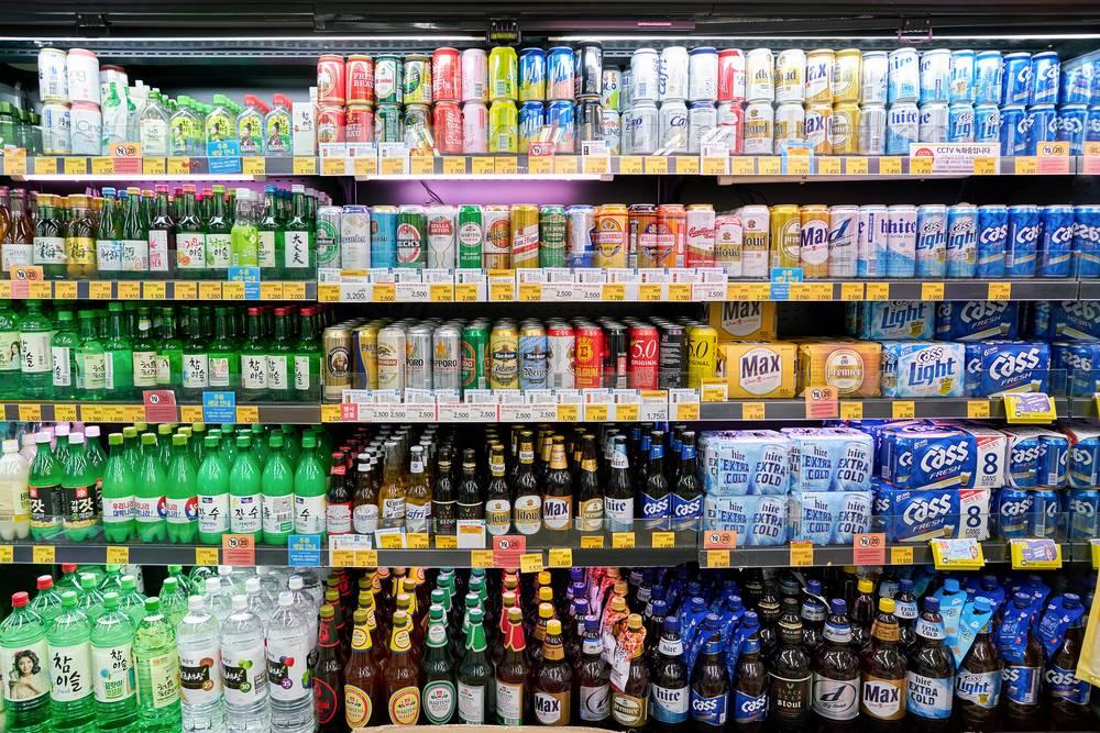 Alcohol in Korea