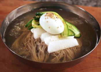Popular Korean Summer Food