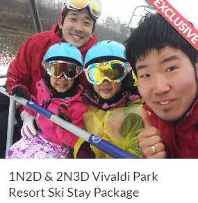 1N2D & 2N3D Vivaldi Park Resort Ski Stay Package Indiway