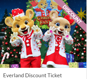 Everland Discount Ticket Indiway