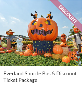 Everland Shuttle Bus & Discount Ticket Package Indiway
