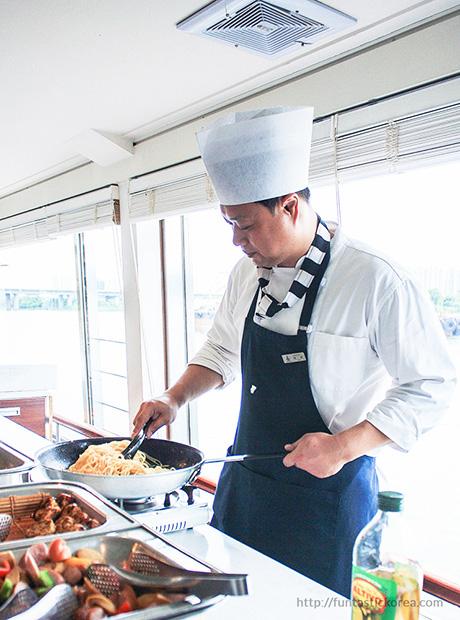 Han River Cruise_Food09