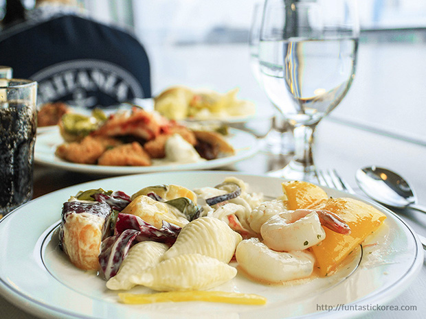 Han River Cruise_Food10