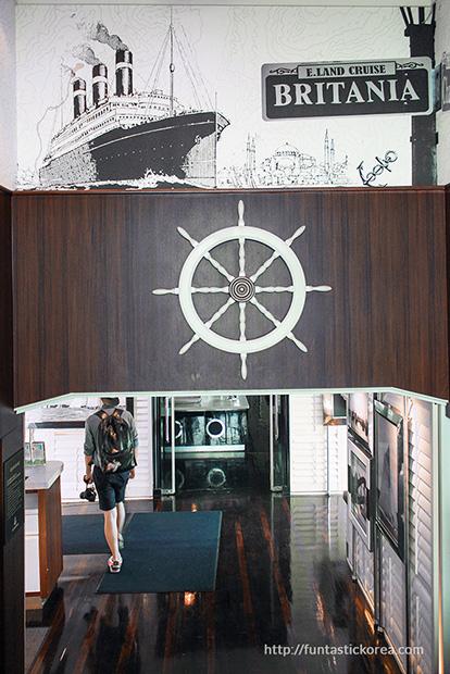 Han River Cruise_Interior01