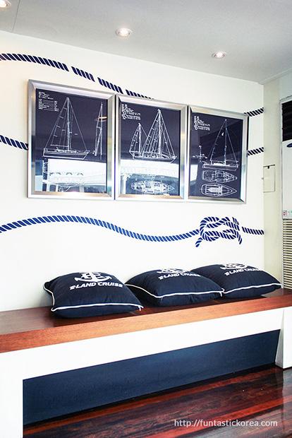 Han River Cruise_Interior03