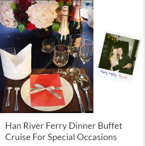 Han River Ferry Dinner Buffet Cruise For Special Occasions Indiway