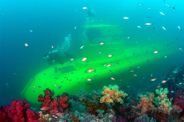Marado Submarine 23