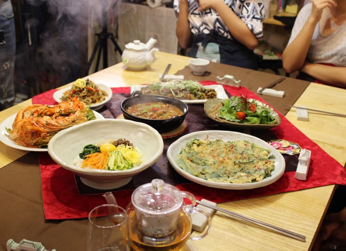 Halal Korean Food for Muslims