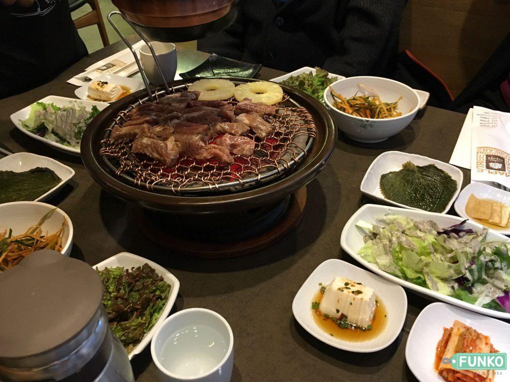 Indiway dmz jsa north korea tour dinner