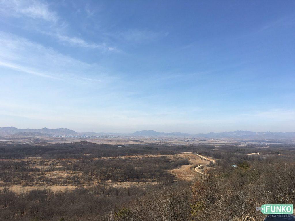 Indiway dmz jsa north korea tour dorasan observatory 2