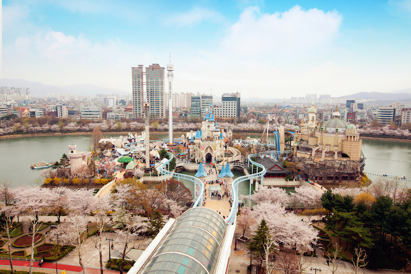 Everything you need to know about Seoul Korea's Lotte World Indiway