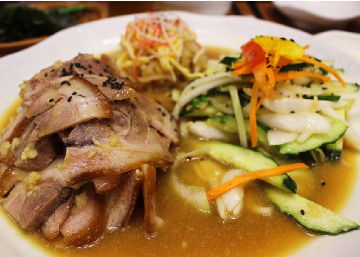 Top 5 Must-eat food in Busan