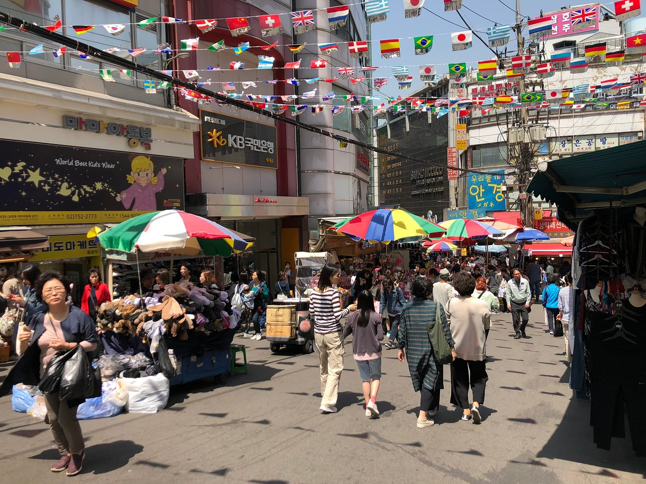 What you can buy in Namdaemun market | HOW TO SEOUL