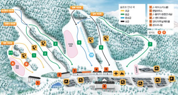 Slope Map
