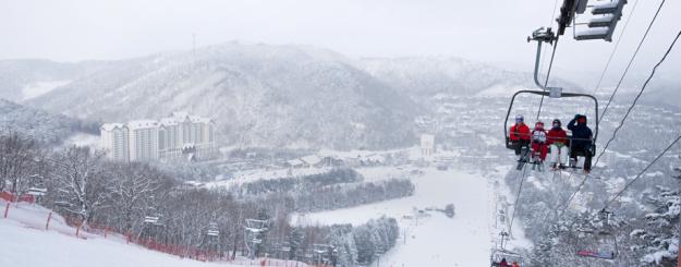 Yongpyong Ski