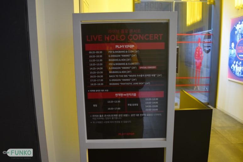 Concert List