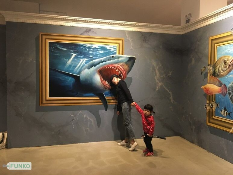 Museum Opticla Illusion