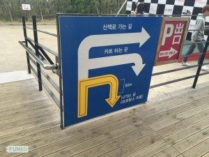 Karting instructions
