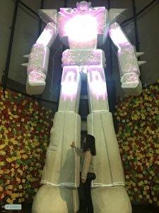 Cinema Giant Robot