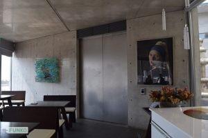 Museum Cafeteria