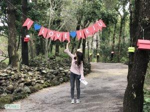 Park Photo Zone