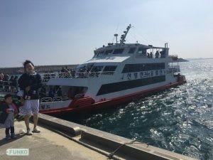 Jeju Sanbangsan Cruise
