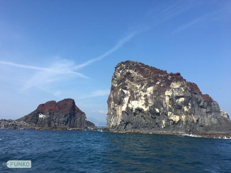 Jeju Sanbangsan Cruise Tour