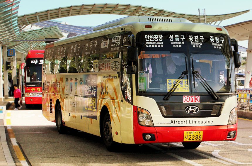 Transportation – how to get around in South Korea