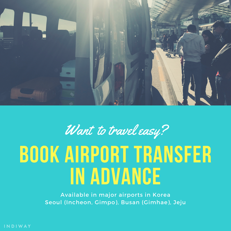 6 Reasons why you should book Airport Transfer in Korea