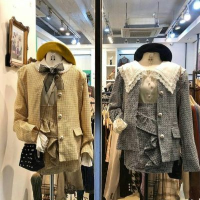 Top Recommended 5 Feminine Korean Style Clothes in Instagram Shops