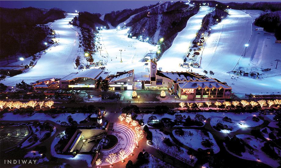 vivaldi park in korea