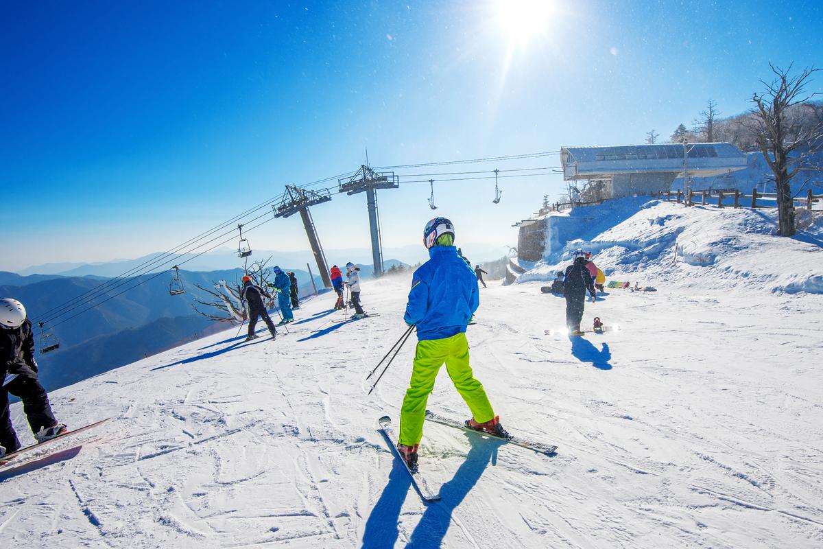 ⛷Top 3 Korea Ski Resorts & Private Lessons🏂