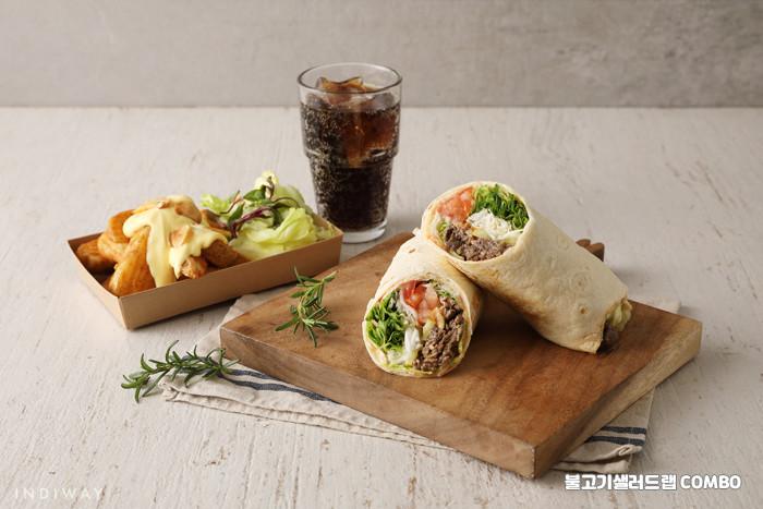 halal korea food