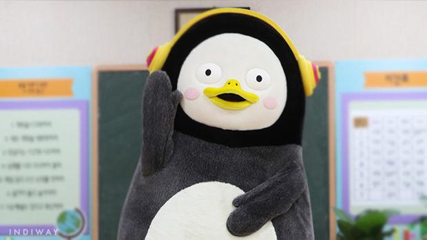 Pengsoo, a Penguin Bigger Deal than BTS in Korea